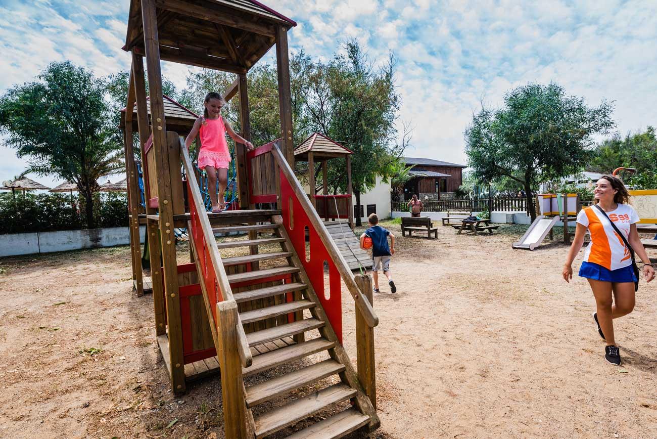 Camping Village Punta Alice Calabria