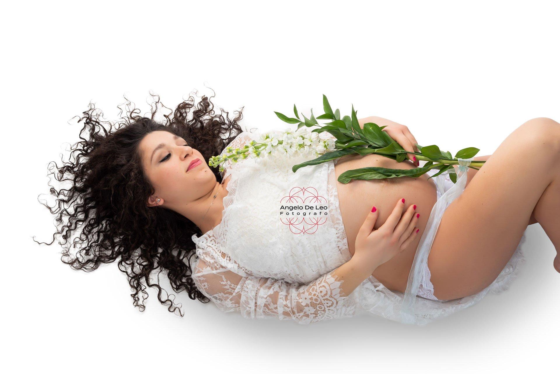 fotografo gravidanza